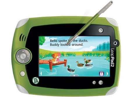 LeapPad es la tableta para niños más premiada de la temporada