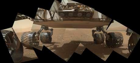 Foto: AFP PHOTO/NASA/JPL-Caltech Malin Space Science Systems