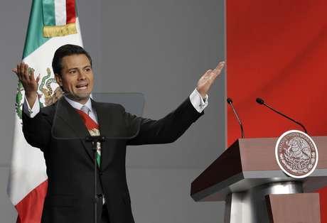 """Un 52 % de los mexicanos cree que la situación de su país mejorará durante el mandato de Enrique Peña Nieto que comenzó el 1 de diciembre, frente a un 33 % que mantiene una """"expectativa negativa"""" para los próximos seis años, reveló una encuesta."""
