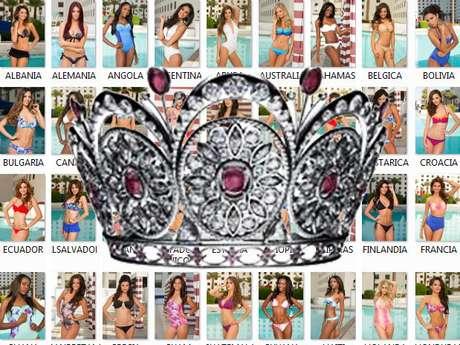 Las 89 candidatas al título de Miss Universo brillaron con todo su esplendor su durante su primera sesión fotográfica en traje de baño. ¿Quien tiene el mejor cuerpo?