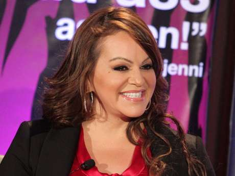 Singer Jenni Rivera speaks during the 'I Love Jenni' lunch session during the NBC Universal portion of the 2011 Winter TCA press tour held at the Langham Hotel on January 13, 2011 in Pasadena, California.