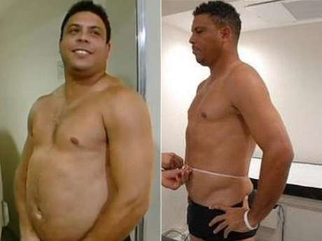 After three months of an intensive program that included exercise, medical assistance and healthy eating habits, Brazilian legend Ronaldo is cose to ending his weight diet, followed in a TV reality show in Brazil.
