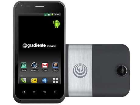 Smartphone topo de linha da marca aceita dois chips e tem processador de 700 GHz Foto: Divulgação