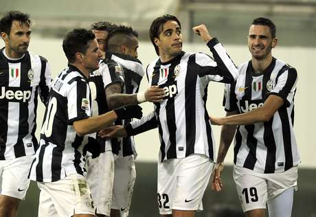 Juve was able to defeat a persistent Cagliari side.