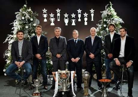 Foto: Cortesía Real Madrid