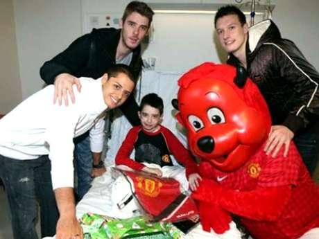 Foto: Tomada de la página oficial del Manchester United