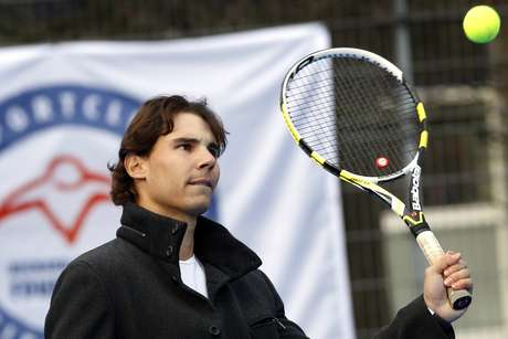 Rafael Nadal's return to the tennis court was delayed by a stomach virus.