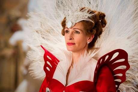 """Julia Roberts no consiguió levantar la cinta """"Mirror Mirror"""", inspirada en la historia de Blancanieves"""
