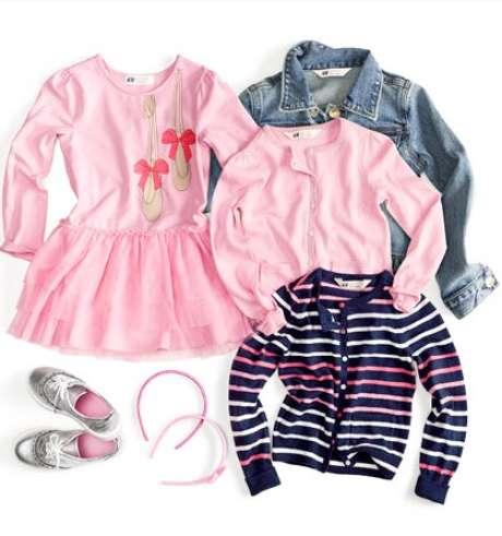 La famosa tienda de ropa H&M tiene nueva colección para niñas y adolescentes y entre sus piezas encontramos estas que son una maravilla.