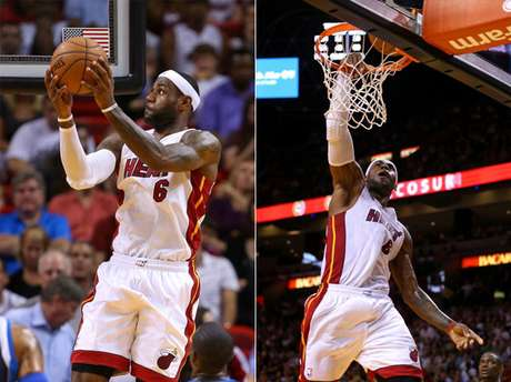 LeBron James, the talented Miami Heat star, reached a new milestone Wednesday when he became the youngest NBA player to reach the 20,000 point mark, after scoring the 18 points he needed to get to 20,000 against the Golden State Warriors. In recognition of this achievement, Terra presents other milestones in LeBron's career thus far.