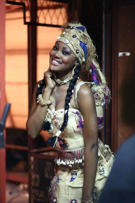 Foto: Facebook The Miss Gabon