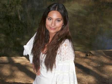 Ana Brenda Contreras mostró su lado salvaje durante el claquetazo de la telenovela 'Corazón Indomable' que se realizó en el municipio de Gómez Farías en Tamaulipas.