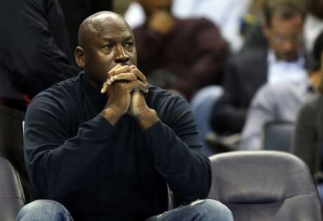 Could Michael Jordan be trading in a suit for an NBA jersey soon?