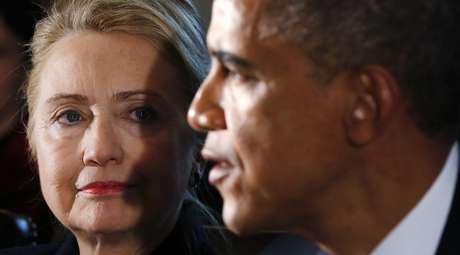 Em entrevista, Obama agradeceu o papel da secretária de Estado em seu primeiro governo