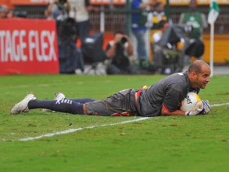 Marcelo contra o Palmeiras: o recomeço no Penapolense, terceiro colocado no Paulista Foto: Marcelo Pereira / Terra