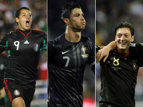 <p><br />Some clubs and national teams have used it for some time as an alternative uniform. In some cases, they have adoped an identity, despite not being the traditional color. The color black in diverse jersys has become a trend, giving the team a formal look. Here we look at some of the most famous examples.</p>