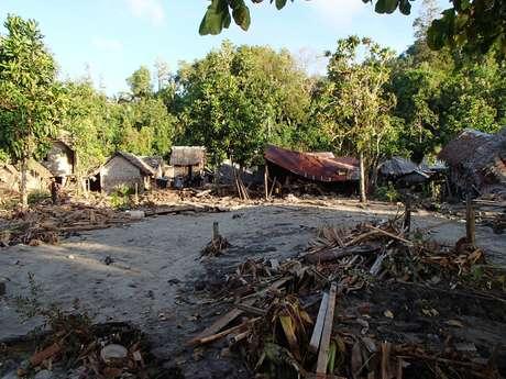 Hace unos días, islas fueron sacudidas por un movimiento sísmico de proporciones.