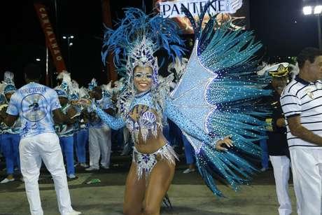 Tradição reeditou samba da Portela de 1981 Foto: Raphael Nascimento / AgNews