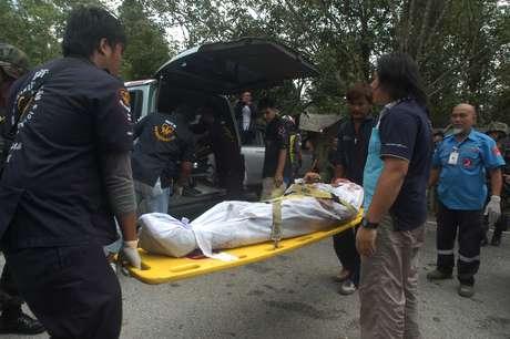 Rebeldes abriram fogo contra cerca de 60 soldados, que repeliram o assalto sem sofrer baixas Foto: AP