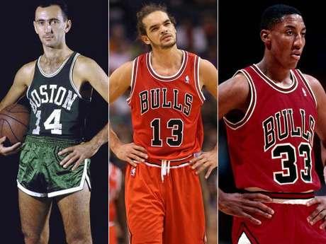 <p>No hay duda de que para ser talentosos, no es necesario ser atractivo físicamente, pues muchas de las grandes figuras en la historia del baloncesto estadounidense no se han destacado por ser guapos. A continuación, te presentamos a esas 19 estrellas de la NBA a las que les falta belleza pero les sobran cualidades en la cancha.</p>