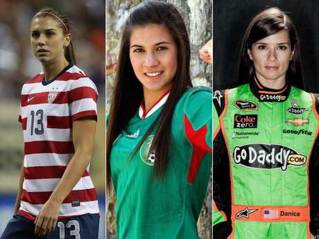 <p>Sport in the North American continent not only has some of the best talent in the world, but many times these women mix talent and beauty to perfection. Here we take a look at the 10 most beautiful athletes in North America.</p>