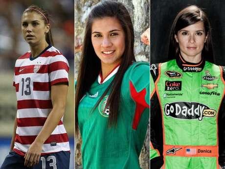<p>El deporte de la parte norte del continente americano no sólo tiene despampanantes representantes, sino que, muchas veces, estas chicas son la mezcla perfecta de belleza y talento. A continuación, te presentamos a las 10 deportistas más bellas de Centro y Norteamérica en la actualidad, según Terra.</p><p></p>