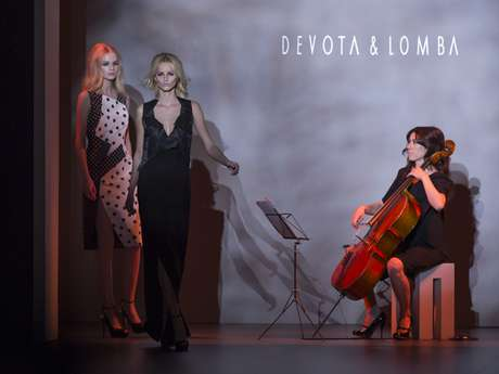 Madrid Fashion Week Otoño/Invierno 2013-14: Devota & Lomba