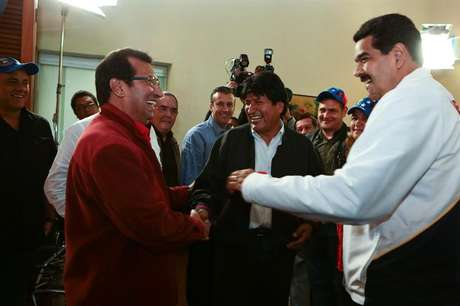 Foto: Terra / Prensa Presidencial / Reuters