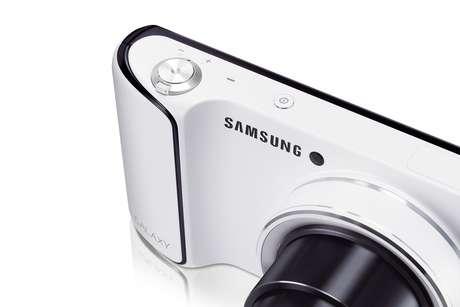 Galaxy Camera Foto: Divulgação