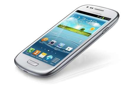 Galaxy S III mini Foto: Divulgação