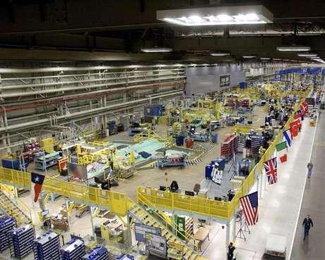 Photo: Fred Clingerman-Lockheed Martin / Reuters