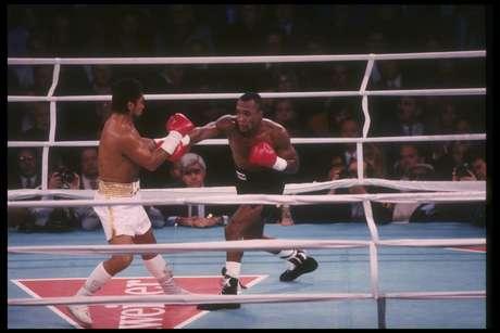 Durán y Leonard se enfrentaron tres veces.