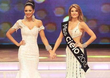 Adicionalmente, obtuvo el título de Miss Cielo, galardón entregado a la candidata con el mejor cuerpo del certamen.