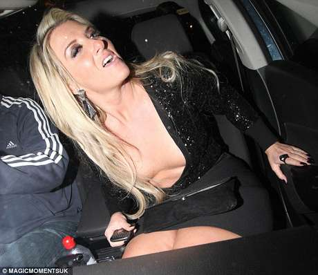 Joanne Beckham es la hermana del estelar jugador inglés.