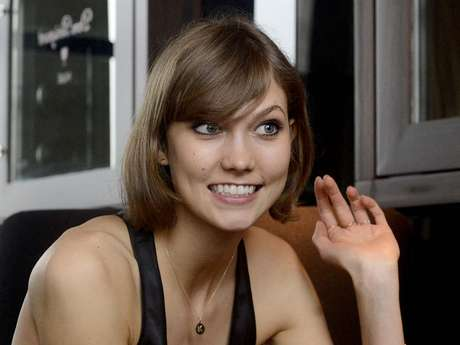 <p>Kloss afirma que si no fuera modelo sería médica, al igual que su padre</p>
