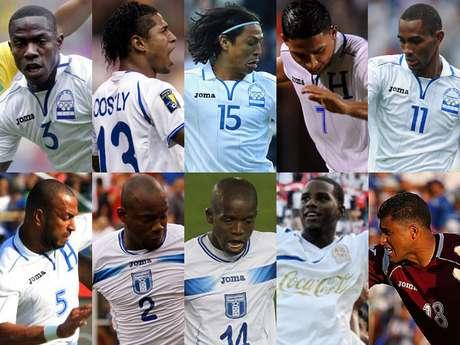 <p>El técnico de Honduras,Luis Suárez,presentará ante México a su cuadro de lujo, con sus figuras del futbol europeo, comoMaynor Figueroa,Emilio Izaguirre,Roger Espinoza y Carlo Costly. Aquí la lista de 23 jugadores.</p>