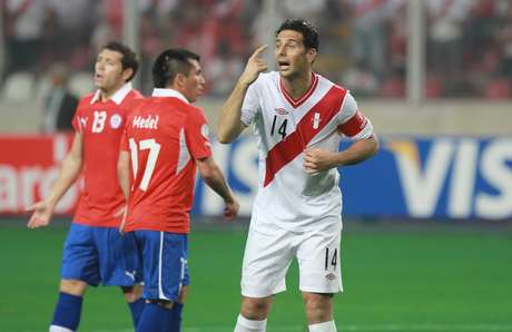 Revive las mejores imágenes de lo que no se vio del triunfo peruano ante Chile.