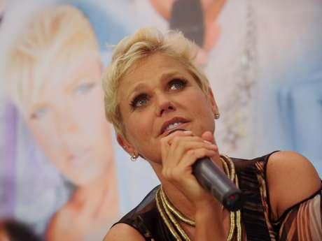 A mãe da apresentadora sofre de Mal de Parkinson Foto: Mauro Pimentel/Terra