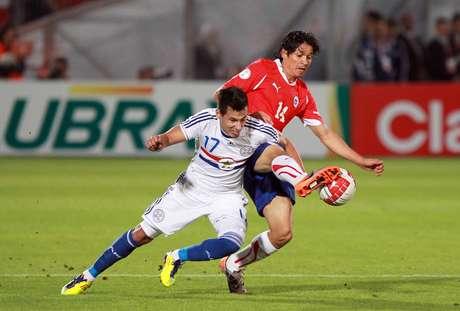 <p>FECHA 13, <strong>PARAGUAY vs CHILE</strong> el 7 de junio.</p>