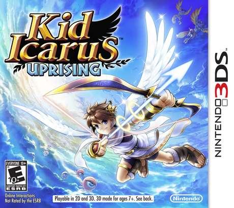 <p>9.- Uno de los títulos iconos de Nintendo, no podía faltar en esta lista. Kid Icarus Uprising resucitó entre sus cenizas para la consola 3DS con tres nuevas facetas, es decir, puedes jugarlo de modo individual (donde el guerrero Pit se enfrentará al ejércitos del Inframundo), en la modalidad multijugador y online (aquí podrás hacerlo en 2 formas: En Luces y sobras se enfrentan 3 contra 3, mientras que Supervivencia pueden medir fuerzas hasta 6 jugadores) y finalmente, utilizando la tarjeta RA podrás escenificar batallas en el mundo real. Además Nintendo puso a tu disposición 9 diferentes y poderosas armas para ayudar al guerrero Pit a vencer esas épicas batallas.</p>