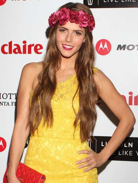 <p>Claudia Álvarez detuvo visiblemente alterada las grabaciones de 'Porque el Amor Manda'.</p>