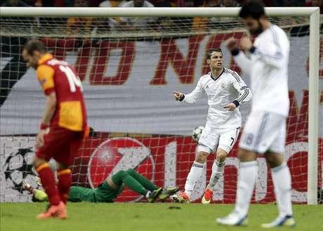 Cristiano Ronaldo hace historia y aumenta la ventaja en la tabla de goleadores