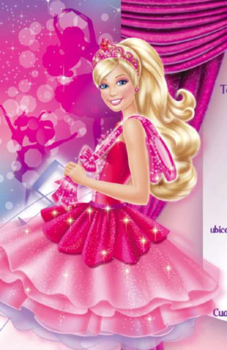 Foto: Barbie y las Zapatillas Mágicas