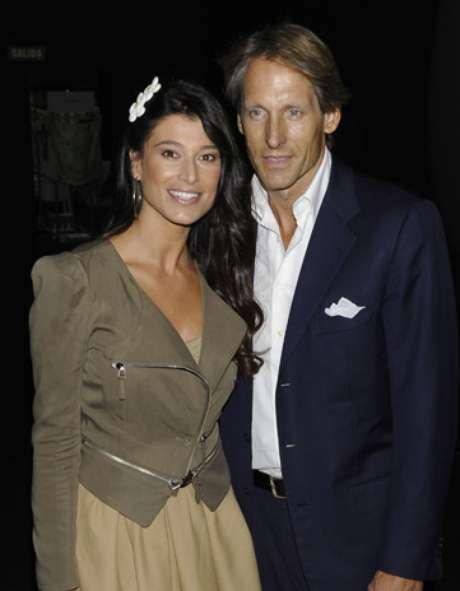 <p>Sonia Ferrer y Marco Vricella, en una imagen de archivo en 2011.</p>