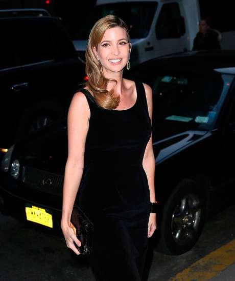 La hija del magnate Donald Trump, Ivanka, ha dado a través de Twitter la feliz noticia de que está embarazada por segunda vez y que dará a luz el próximo otoño.