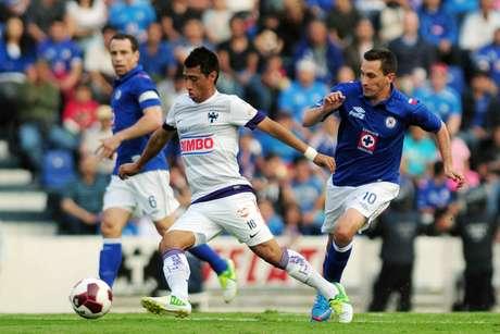 Rayados de Monterrey vs. Cruz Azul