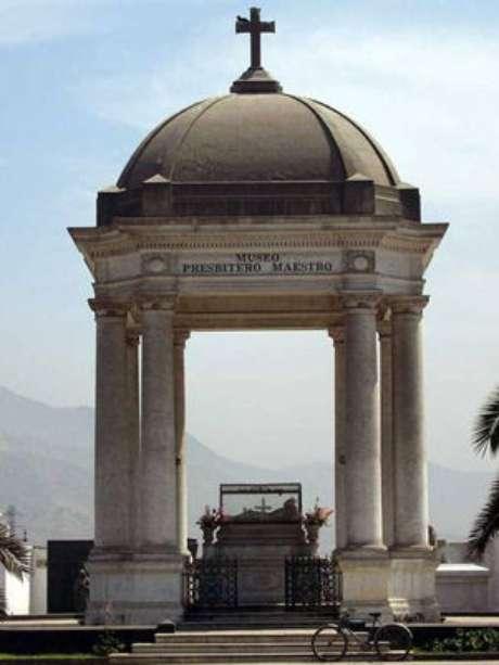 Foto: Museo Cementerio Presbítero Maestro / Facebook