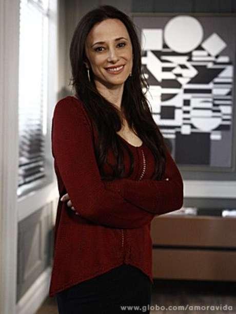 <p>Paula viverá a médica Rebeca na trama</p>