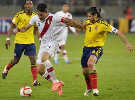 <p>En esta eliminatoria, Colombia sacó un triunfo por 1 a 0 en su visita a Lima</p>