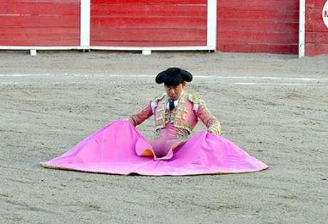 Alejandro Lima 'El Mojito', novillero mexicano.